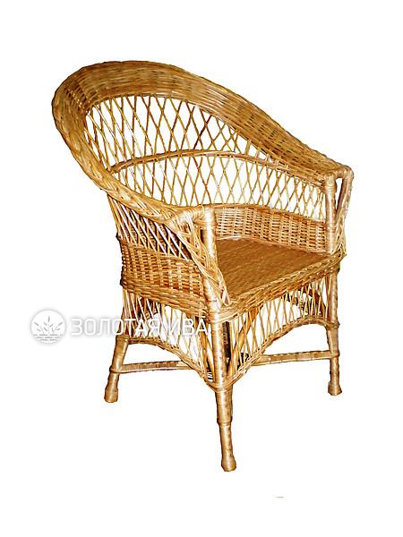 Плетеные кресла из ивы